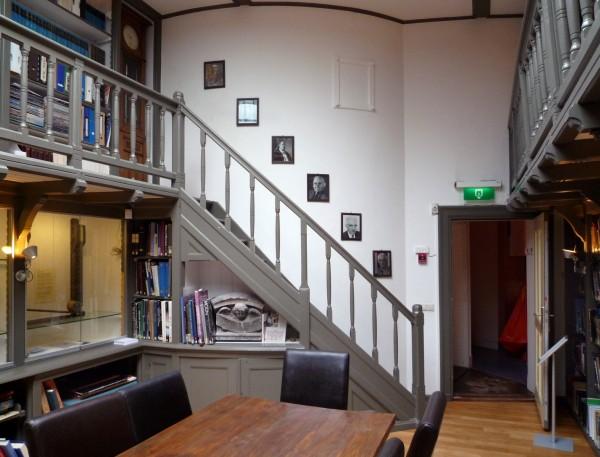 De bibliotheek van Sonnenborgh